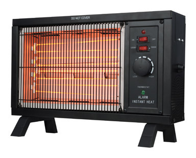 Infrared Heater Blk