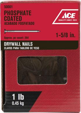 """ACE DRYWALL NAIL1-5/8""""1#"""