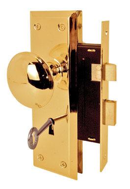Lockst Mort Brass