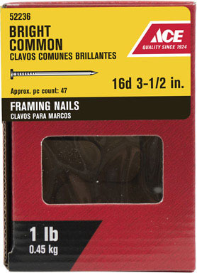 ACE COMMON NAIL 16D3.51#