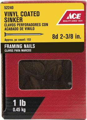 ACE SINKER NAIL8D2-3/81#