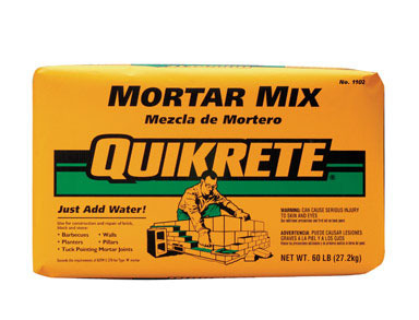 Mortar Mix 60# Quikrete