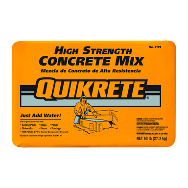 Concrete Mix 60#quikrete