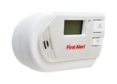 PLUG IN CO/EXP.GAS ALARM