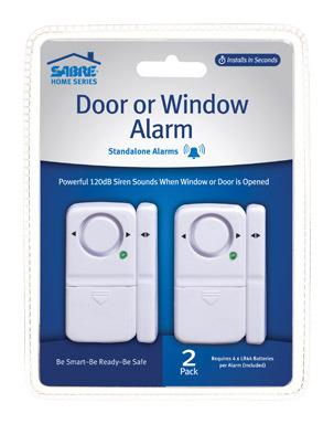 DOOR OR WINDOW ALARM 2PK