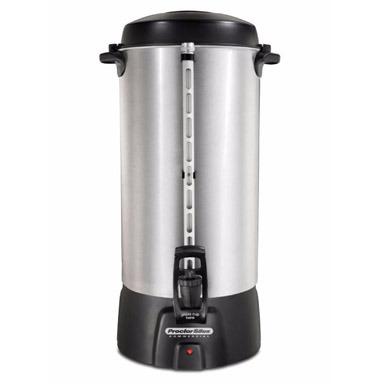 Coffee Urn 100cup Slv