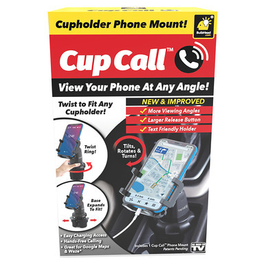 CUP CALL CELL PHON HOLDR