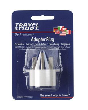 Adapter Plug Travel Lite