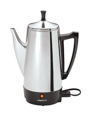 Coffeemaker12c Ss Presto