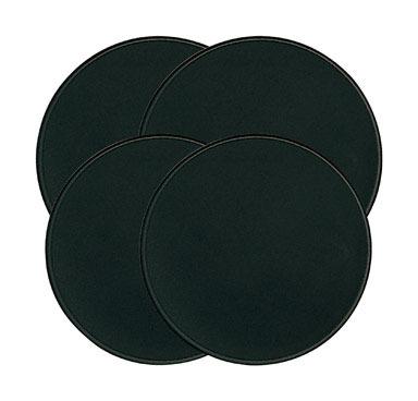 Cover Burner Set4 Black