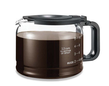 Carafe Coffee 10-12c Med
