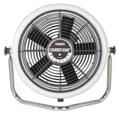 Turboaire Fan W/bracket
