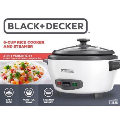 RICE COOKER 6CUP