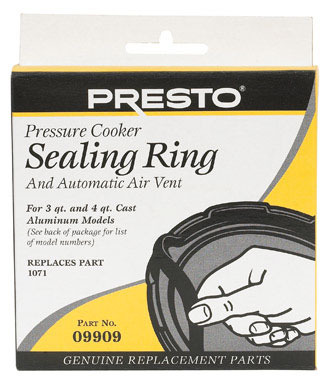 Seal Ring Plug&vent 9909