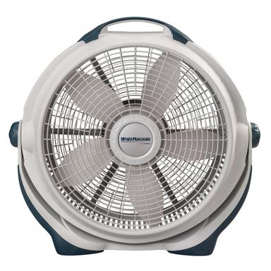 """Floor Fan 20"""" Gray"""