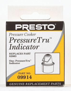 Pressur Cook Indicator