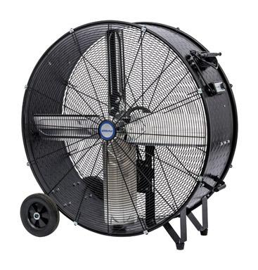 """Drum Fan 42"""" Belt Dr"""