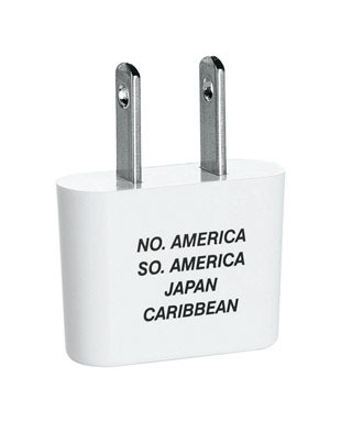 Adapter Plug Amerca#nw3c