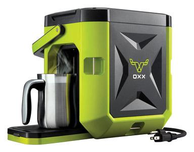 Coffee Mkr 85oz 1srv Grn