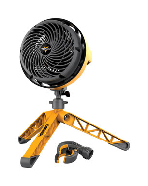 AIR CIRCULATOR FAN YLLW