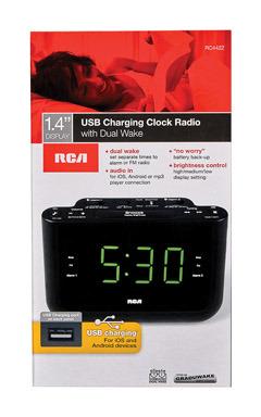 Usb Digtal Clock Radio