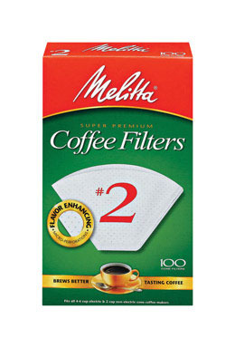 Coffee Filter #2wht100ct
