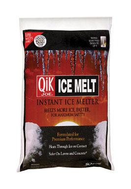 ICE MELT QIK JOE CALC50#