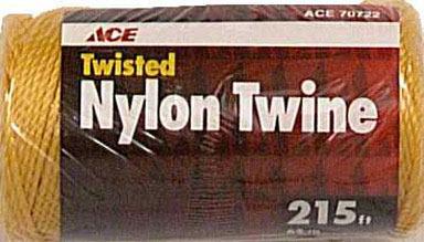 TWINE TW NYLON #21X215GD