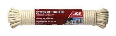 CLOTHESLINE COTN 7/32X50