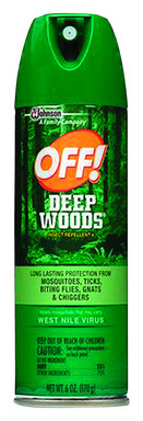 DEEP WOODS OFF 6OZ