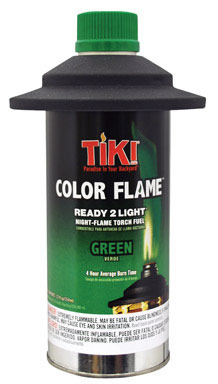 GREEN FLAME FUEL