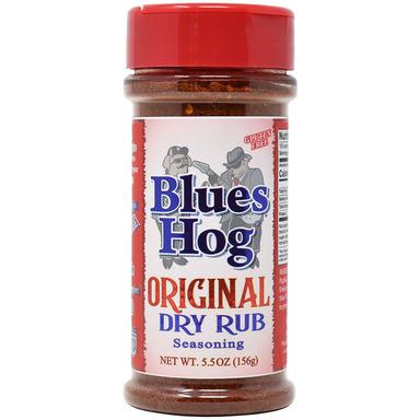 BLUES HOG DRY RUB 5.5OZ