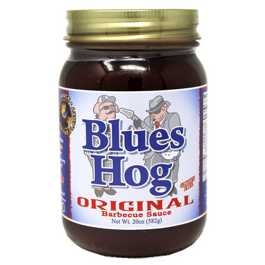 BLUESHOG ORIGINAL BBQ 20OZ