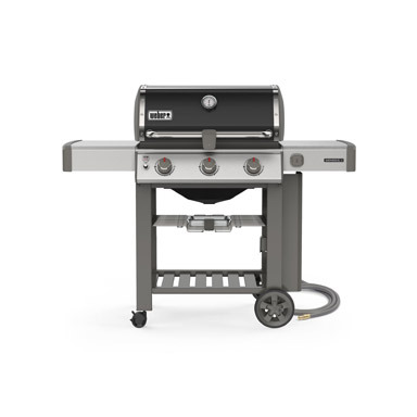 GRILL GENII SE310 NG BLK