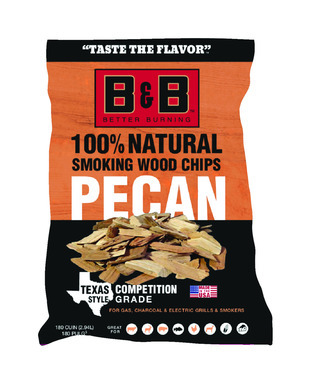B&B PECAN WOOD CHIPS