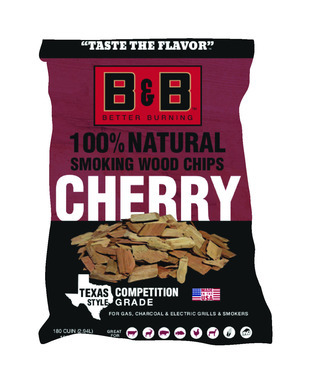 B&B CHERRY WOOD CHIPS
