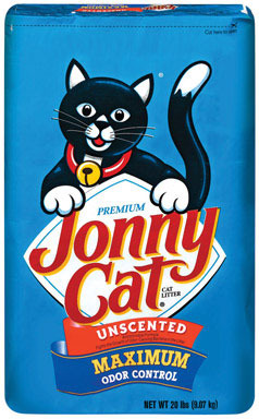 LITTR CAT JONNY CAT 20LB