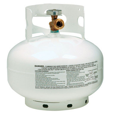 Propane Cylinder 11lbs