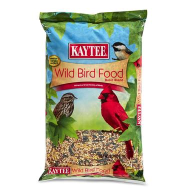 BIRDSEED WILD 5#POLY K-T