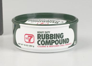 COMPOUND RUB NO.7 10 OZ