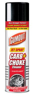 GUMOUT CARB CLNR 16OZ