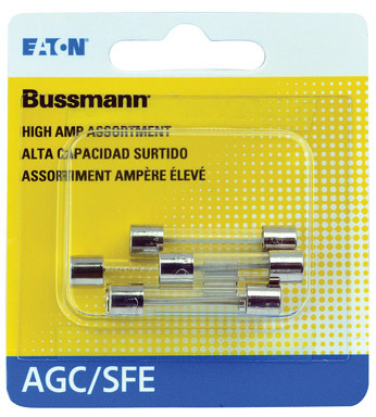 FUSE PACK USA AUTO 6SIZE