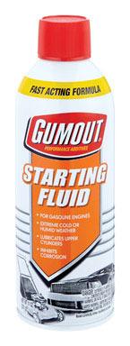 GUMOUT START FLUID 11OZ