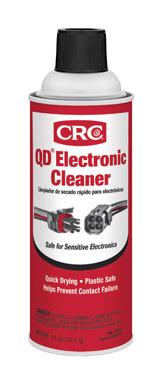 CLEANR ELECTRONIC QD11OZ