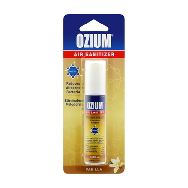 OZIUM AIR SANITIZER - VANILLA