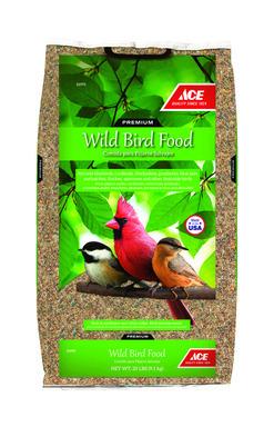 WILD BIRD FOOD 20# ACE