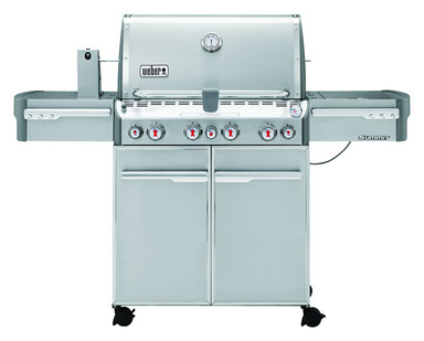 WEBER SUMMIT S-470 LP GRILL