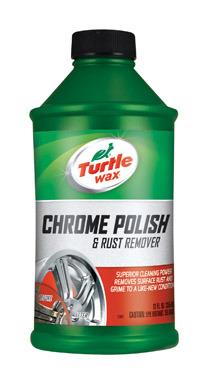 CHROME POLISH T-WAX 12OZ