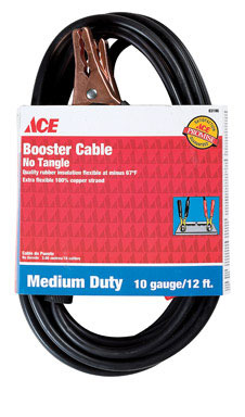 CABLE BOOSTER12'10GA ACE
