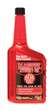 OIL TOP CYL MARVEL QT